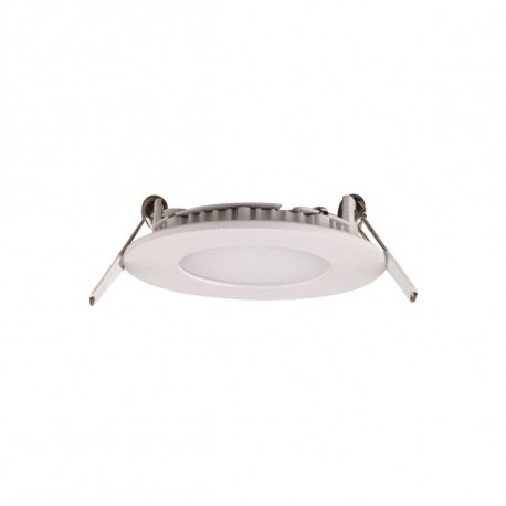 Downlight led 6w extraplano mini 110 mm for Downlight led extraplano
